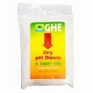 GHE PH Down Dry 25 gr сухой понизитель РН 25 гр